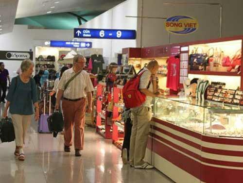 Quầy hoàn thuế VAT tại sân bay thành phố Hồ Chí Minh