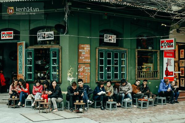 Thưởng thức cafe Việt Nam