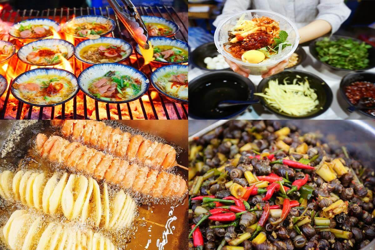Trải nghiệm ẩm thực đường phố Đà Nẵng tuyệt vời