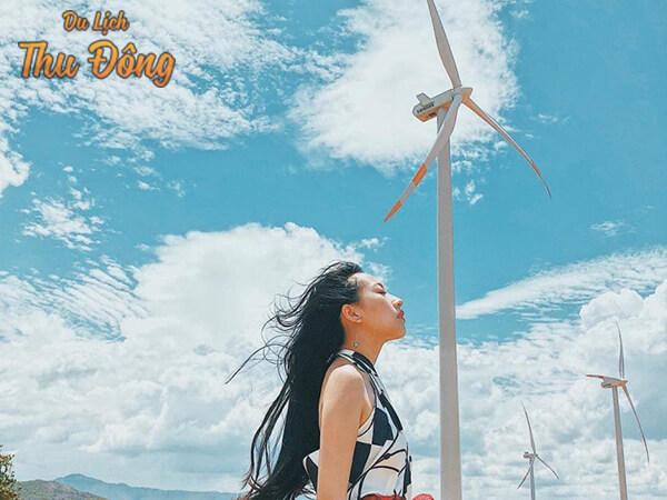 Kinh nghiệm tham quan điện gió Bạc Liêu
