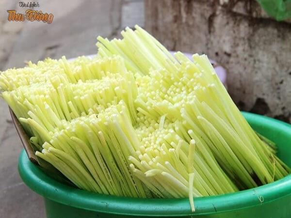 Năn bộp - món ăn đặc sản Bạc Liêu