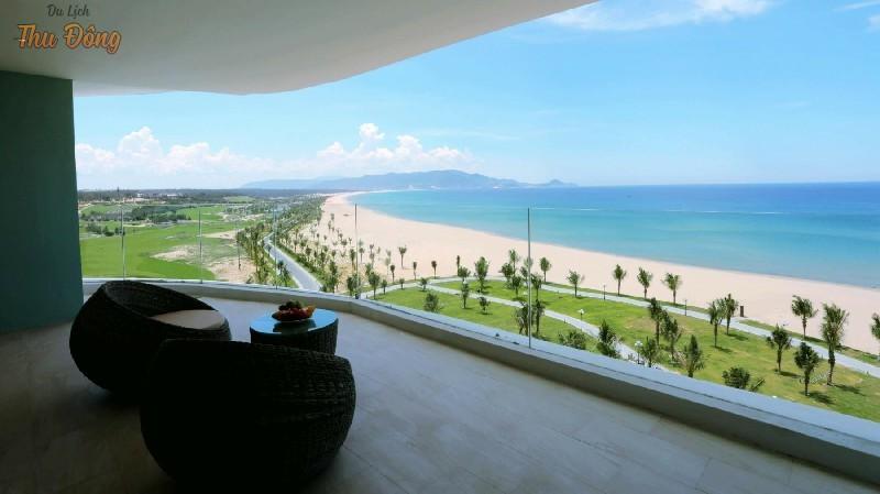 View biển từ Khách sạn FLC Quy Nhon Luxury KS