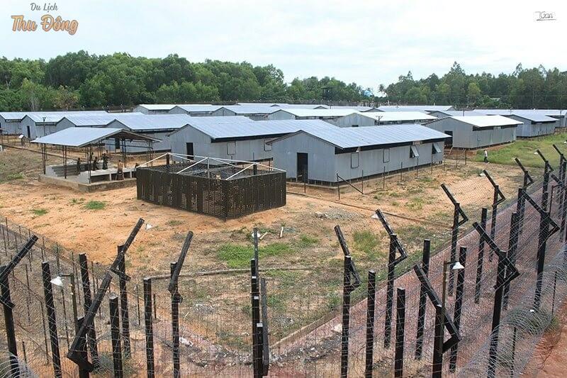 Nhà tù Phú Quốc (nhà lao Cây Dừa)