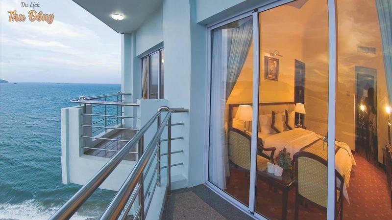 Khách sạn Hải Âu nhìn ra biển