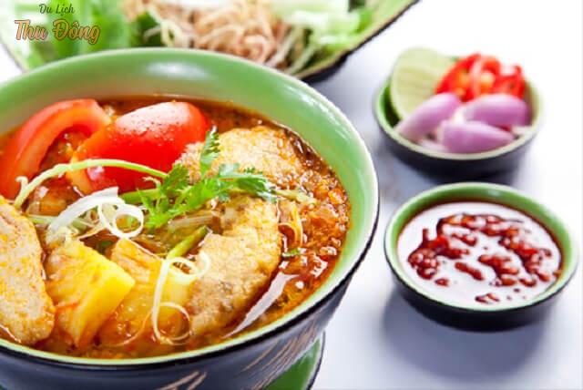 Bún cá Bình Định