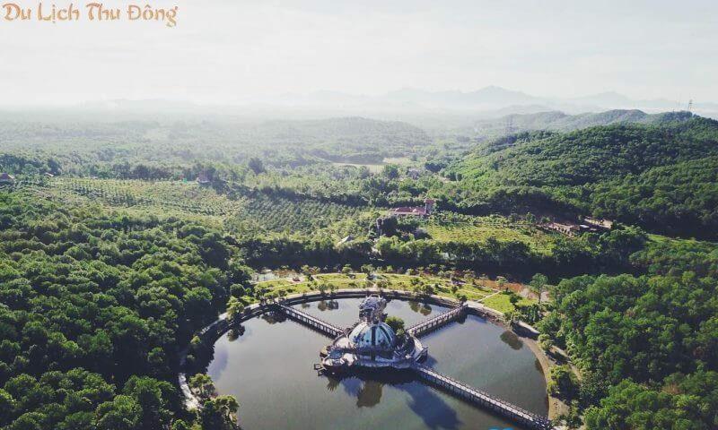 Đồi Thiên An – Hồ Thủy Tiên