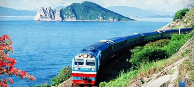 Du lịch Quy Nhơn bằng tàu hỏa