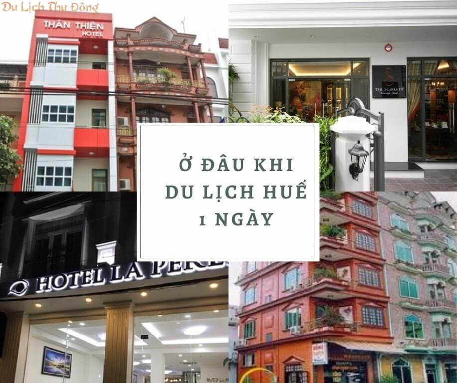 Khách sạntại Huế
