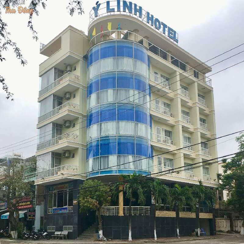 khách sạn Ý Linh