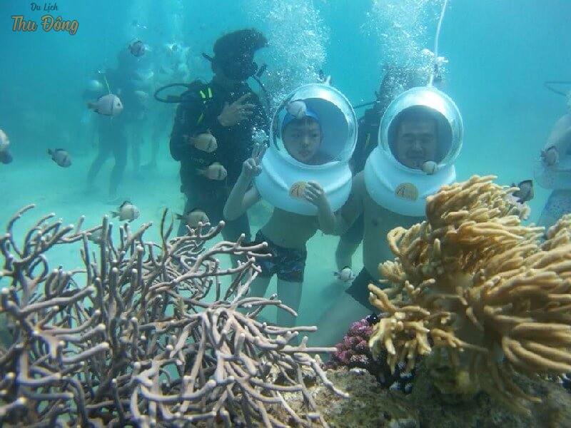 Lặn Biển Quy Nhơn