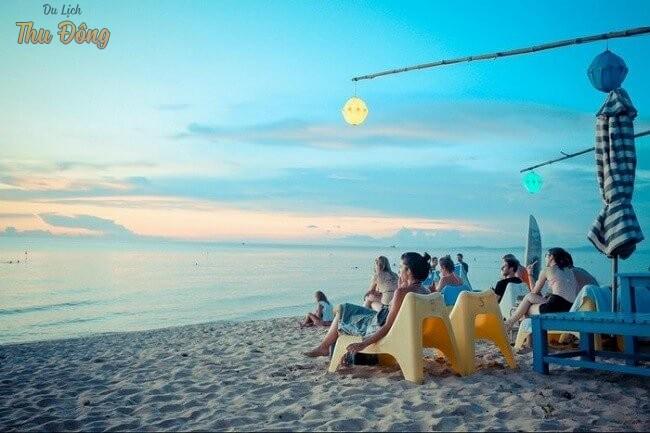 Mùa cao điểm du lịch Phú Quốc