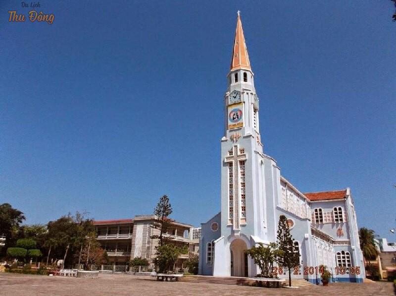 Nhà thờ chính tòa Quy Nhơn