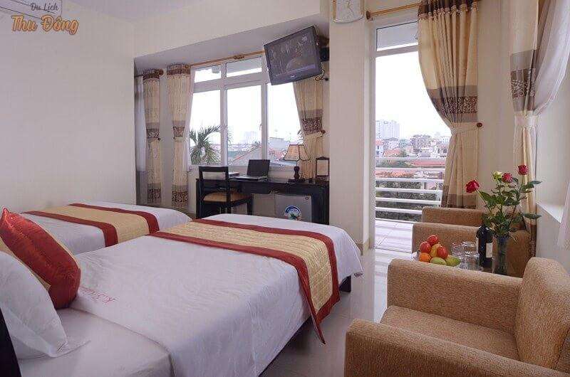 Nội thất bên trong Royalhotel&Healthcare Resort Quy Nhon