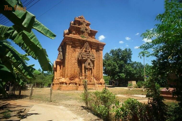 Tháp Bình Lâm Quy Nhơn