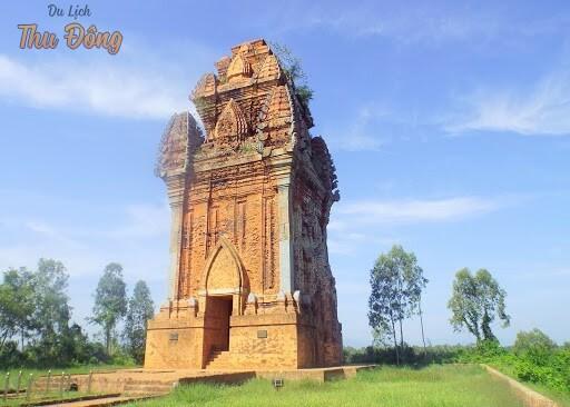 Ghé Tháp Cánh Tiên