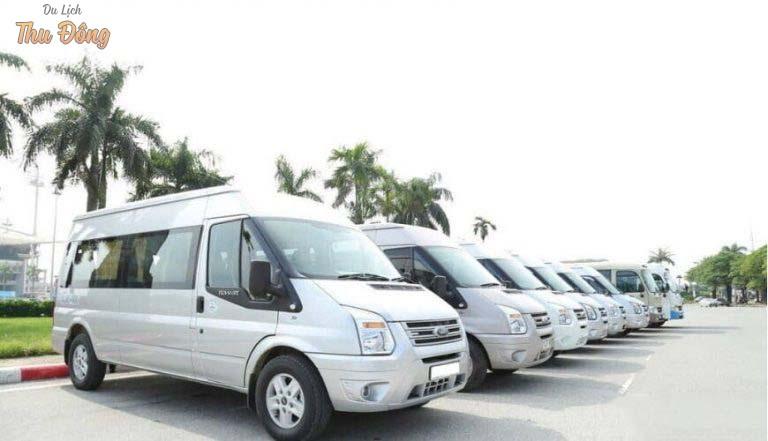 Báo Giá mướn xe ô tô du lịch Tuy Hòa theo lịch trình đi