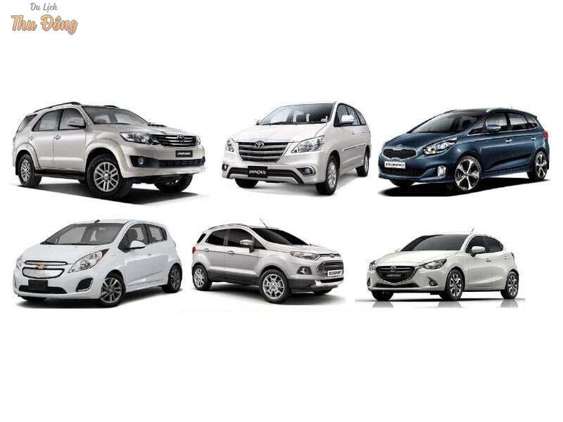 Báo Giá mượn xe ô tô du ngoạn Tuy Hòa theo ngày
