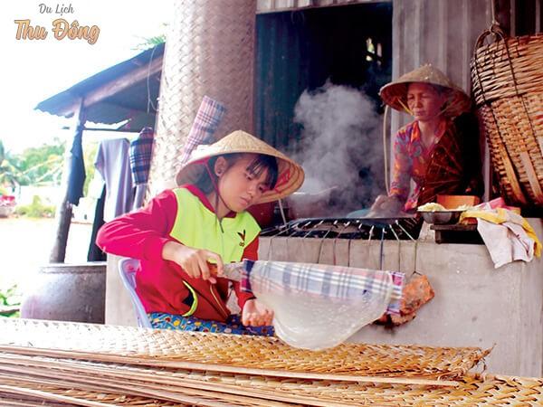 Bánh tráng Thuận Hưng