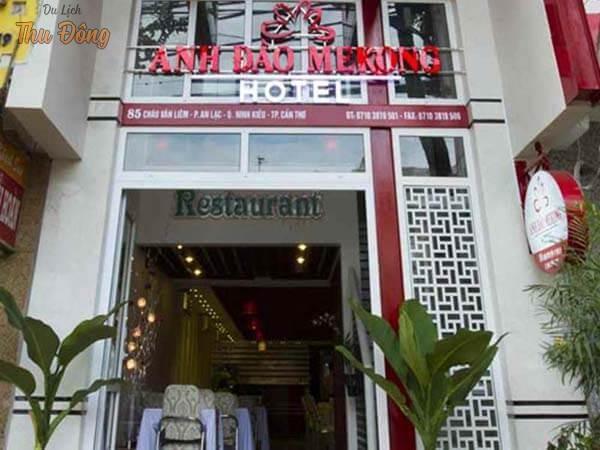 Khách sạn nổi tiếng ở gần chợ nổi Cái Răng