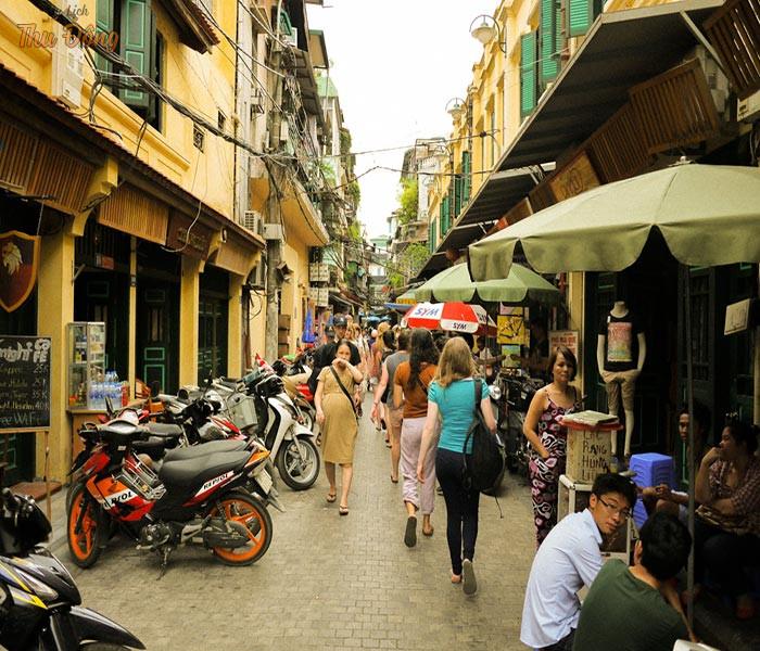Vẻ đẹp của 36 phố phường Hà Nội