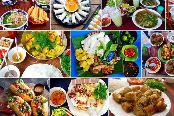 Món ăn đặc sản tại Hà Nội không thể bỏ lỡ