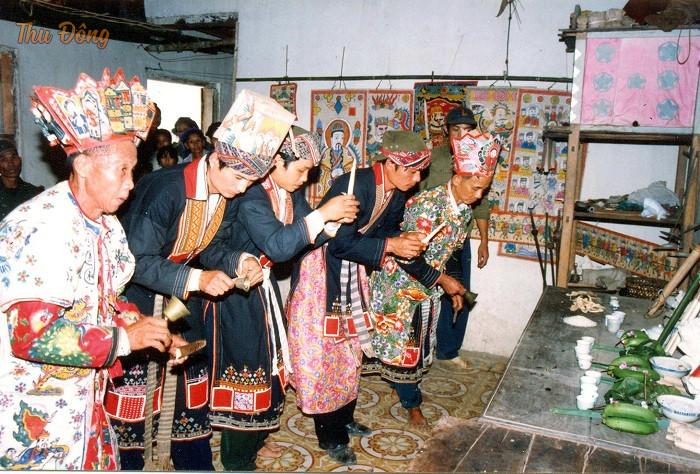 Lễ cưới của người Dao