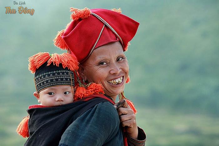 Dân tộc Dao ở Sapa