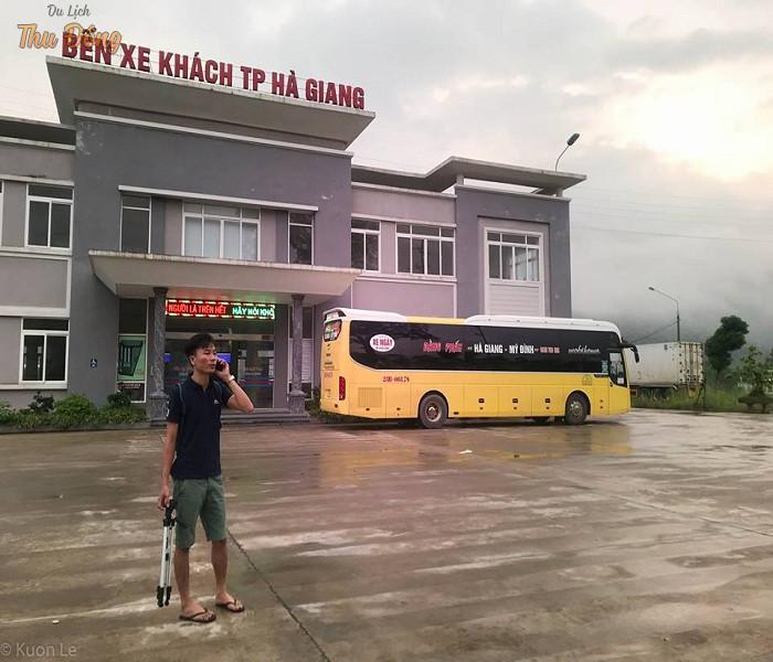 Số điện thoại bến xe Hà Giang