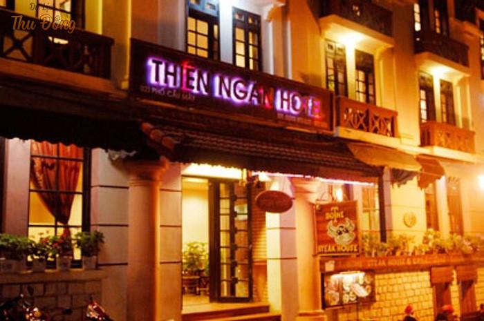 Khách sạn Thiên Ngân Sapa