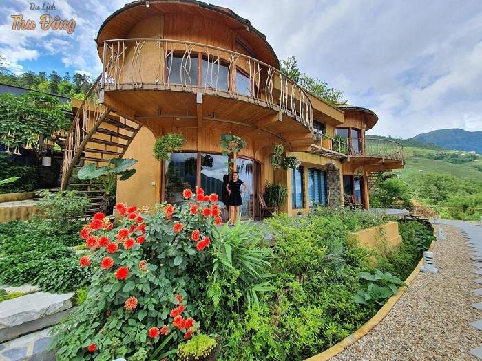 Nhà đất sét Sapa - Sapa Clay House