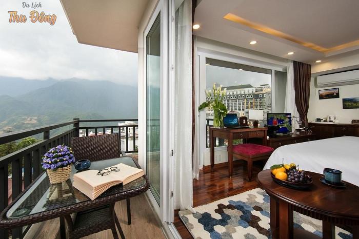 Khách sạn Sapa Horizon