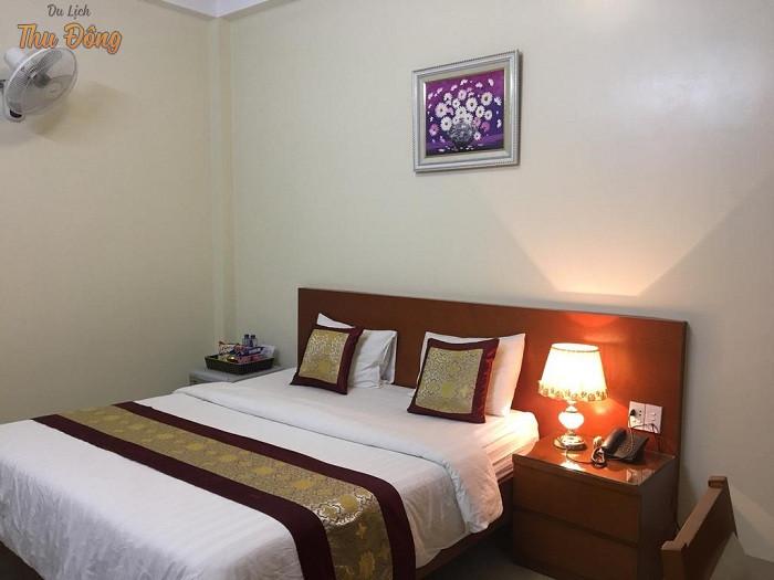 Không gian ấm cúng của khách sạn Royal
