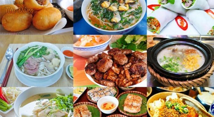 Món ăn đặc sản ở Hà Nội khiến du khách phải xuýt xoa