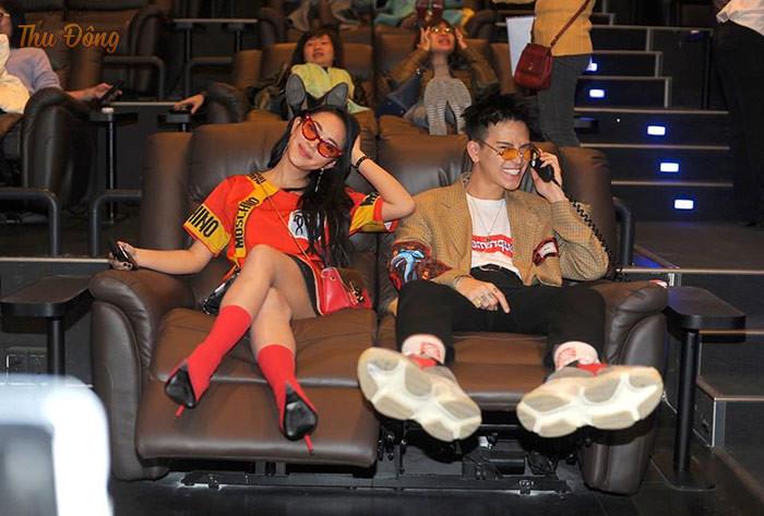 Rạp chiếu phim sử dụng công nghệ cao giúp khách hàng có thước phim trọn vẹn nhất