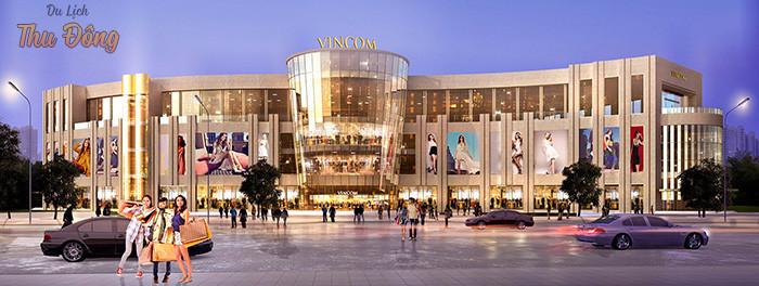 Trung tâm thương mại Vincom là địa chỉ được nhiều gia đình lựa chọn dịp cuối tuần