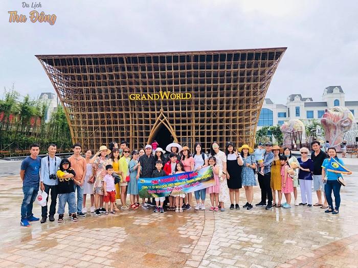 CMC TOURIST - Thỏa đam mê