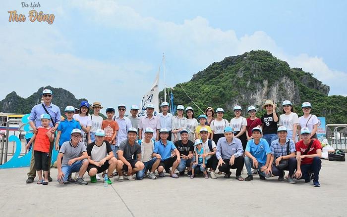 Các tour du lịch do Du lịch Khát Vọng Việt tổ chức luôn được khách hàng tin tưởng và đánh giá cao
