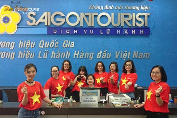 Saigontourist luôn được tin tưởng và lựa chọn
